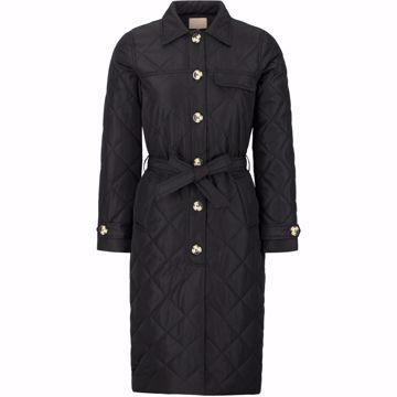 Stinna Quilt Jacket Black