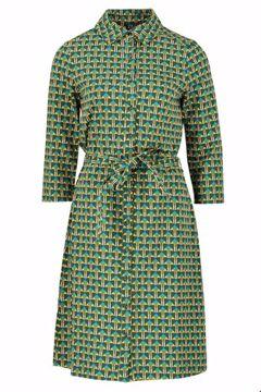 Polo Dress Art Deco