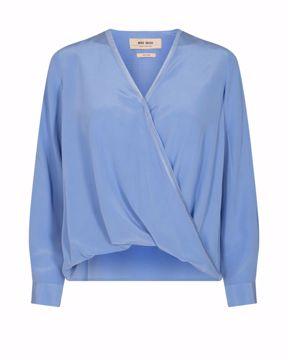 Jane silk blouse