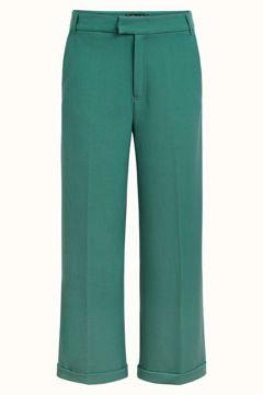 Lisa culotte tuillerie fir green