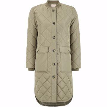SREileen Quilt Coat
