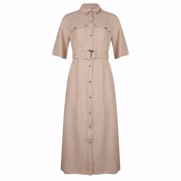 Dress utility long dobby sand Esqualo