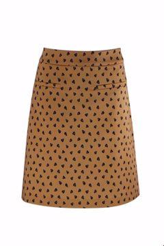 Skirt triangle rust Zilch