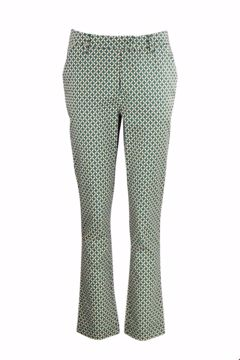 Pants mosaic lime Zilch