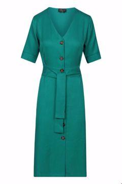 Dress buttons emerald Zilch