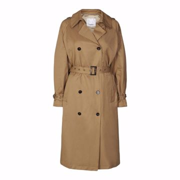 Felicia trenchcoat khaki Co'Couture