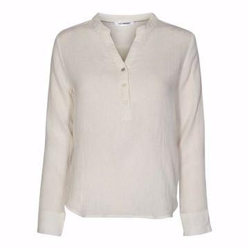 Coco crepe off white Co'Couture