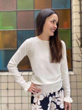 Nucassie pullover pristine Nümph