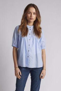 Nuboheme shirt airy blue Nümph