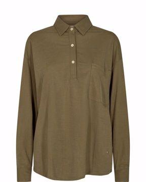 Cael jersey shirt winter moss Mos Mosh