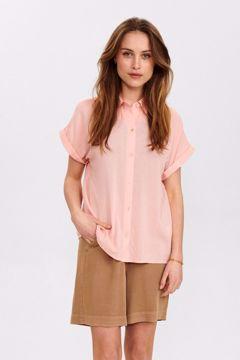Nucathy shirt Peach Skin Nümph