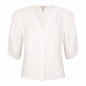 Top broderie anglaise Esqualo
