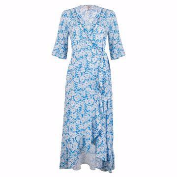 Dress wrap summer shadow Esqualo