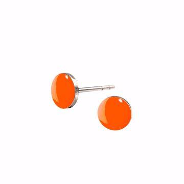 SPOT ørestikker neon orange Scherning