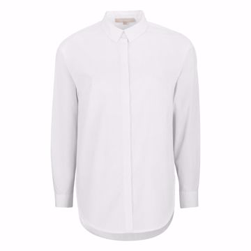 SRCamia LS shirt snow white Soft Rebels