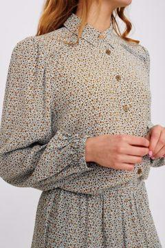 NuCecelia shirt Cashmere blue Nümph