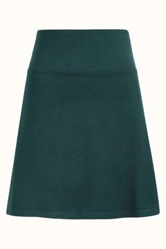 Border skirt milano scarab green King Louie