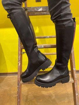 Sky Black Shoe Biz