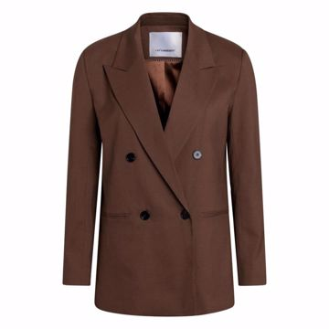 Tame Oversize Blazer Brown Co'couture