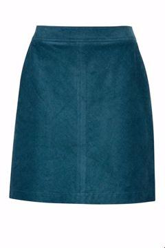 Skirt pockets petrol Zilch