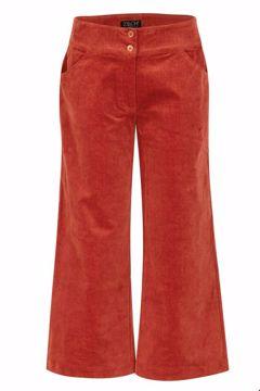Pants culotte brick Zilch