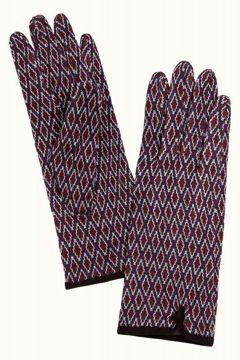 Glove Dickens Windsor Red King Louie