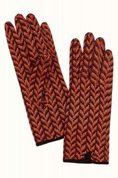 Glove Misletoe Windsor Red King Louie