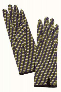 Glove Stairway Olive Green