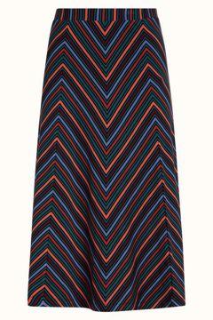 Juno Panel Skirt Crush Stripe King Louie