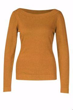 Sweater boatneck Cinnamon Zilch