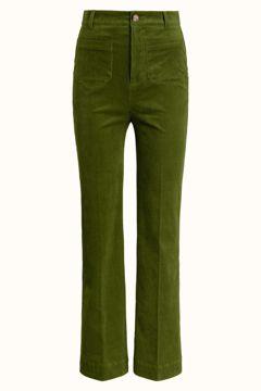 Garbo Pocket Pants Corduroy King Louie