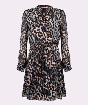 Dress Animal Print Esqualo